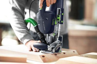 FESTOOL DÜBEL- FRÄSE DOMINO XL DF 700 EQ-PLUS Nr. 574320 – Bild 7