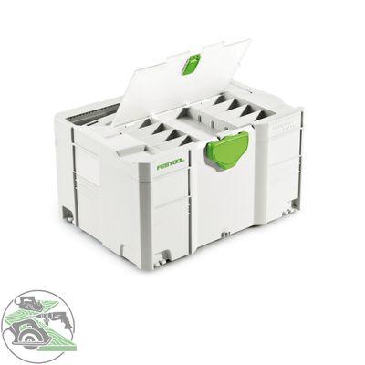Festool SYSTAINER T-LOC DF SYS 3 TL-DF Nr. 498390