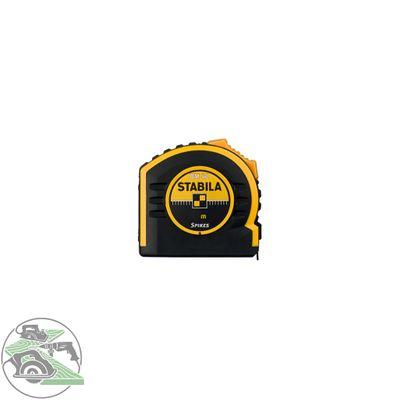 Stabila Taschenbandmaß BM 40 5 m 19 mm Hängekarte Nr. 17740