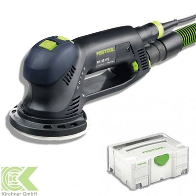Festool Getriebe Exzenterschleifer ROTEX RO 125 FEQ Plus Nr. 571779 im Systainer