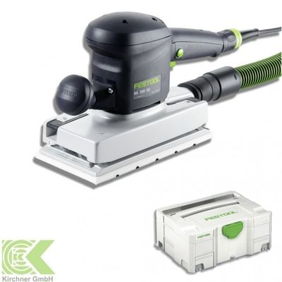 FESTOOL Rutscher RS 200 EQ-Plus Nr. 567841 im SYSTAINER SYS 2 T-LOC