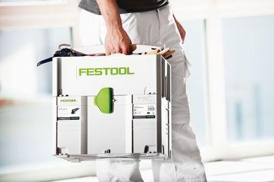 Festool Systainer Toolbox SYS TB 1 495024 Werkzeugkasten koppelbar mit Systainer – Bild 4