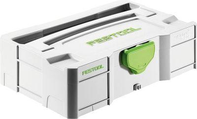 Festool Mini Systainer T-LOC SYS MINI TL Stapelbox Werkzeugkoffer 499622  – Bild 3