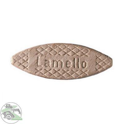 Lamello Original Lamellen-Plättchen Größe 0 im Karton Nr. 144000