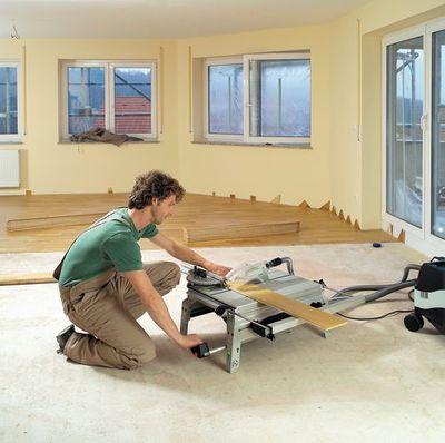 Festool Tischzugsäge PRECISIO CS 50 EB Floor Nr. 561206 Säge Kreissäge Zugsäge – Bild 6