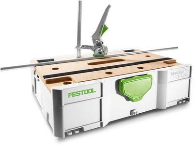 Festool Systainer T-LOC SYS MFT Nr. 500076 mobile Werkbank Multifunktionstisch – Bild 2
