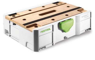 Festool Systainer T-LOC SYS MFT Nr. 500076 mobile Werkbank Multifunktionstisch – Bild 4