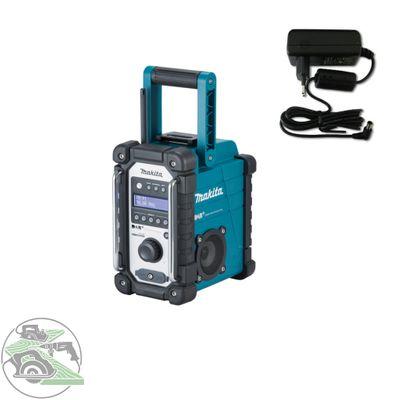 Makita Baustellenradio DMR110 DAB/DAB+ Bauradio Digital Nachfolger von DMR105