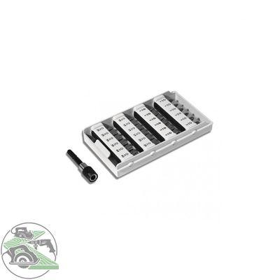 Festool Bitsatz Bitset Centrotec BITS + BHS 65 CE TL 24 teilig Nr. 769094