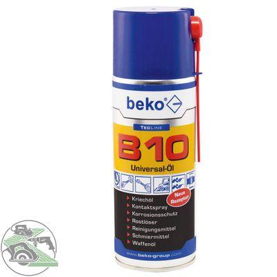 Beko TecLine B 10 Universal-Öl 400 ml Kontaktspray Schmiermittel – Bild 1
