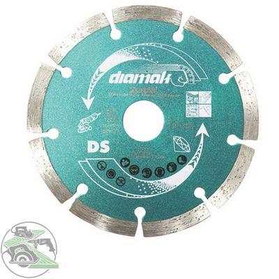 Makita Diamantscheibe Trennscheibe 125 x 22,23 mm D-61139 für Winkelschleifer