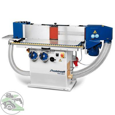 Holzkraft Kantenschleifmaschine Schleifmaschine KSO 200F 5363001