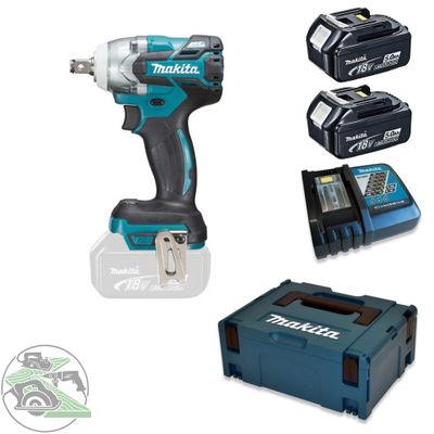 makita akku schlagschrauber dtw285rtj 18v 2x5 0ah dc18rc. Black Bedroom Furniture Sets. Home Design Ideas