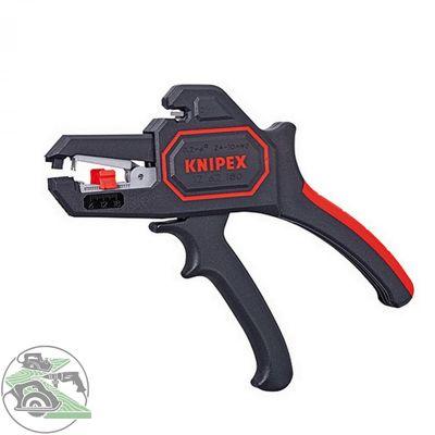 KNIPEX Automatische Abisolierzange 180 mm 1262180