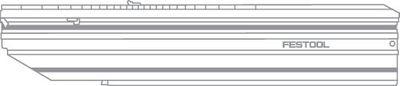 Festool Kappschiene FSK 670 769943 für Akku Handkreissäge HKC 55 HK 55 HK 85 – Bild 6