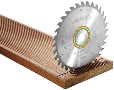 Festool Feinzahn-Sägeblatt 160x1,8x20 W32 Nr. 500459 geeignet für HKC 55 / HK 55 – Bild 2