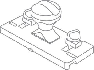 Festool Führungsanschlag FS OF 1000 488752 Führungssystem Oberfräse OF 900 1010 – Bild 2