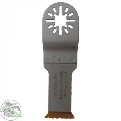 Sägeblatt Bi Metall 28 mm Titan Holz Kunststoff Metall Fein Multimaster Bosch