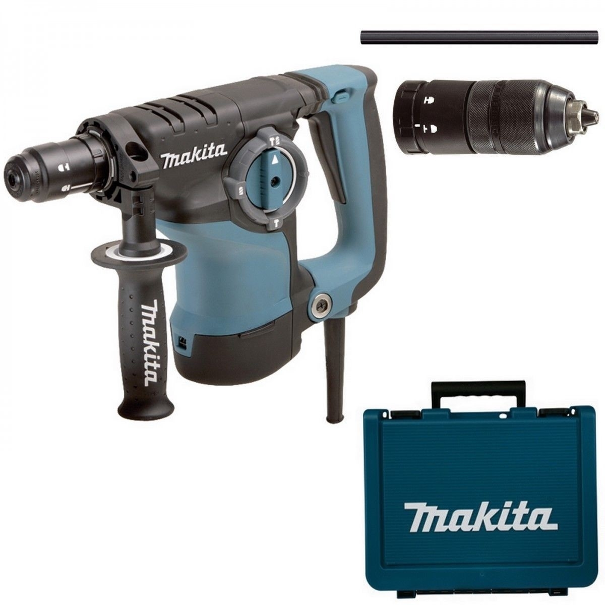 makita kombihammer hr2811ft f r sds plus wechselfutter bohrhammer von makita bei kirchner24 kaufen. Black Bedroom Furniture Sets. Home Design Ideas