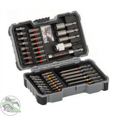 Bosch Bitbox Bitset Steckschlüssel-Set 43 tlg mit Universalhalter