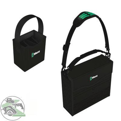 Wera 2go 2 Werkzeug-Container mit Köcher und Gurt 2go Geschenkidee 05004351001 – Bild 1
