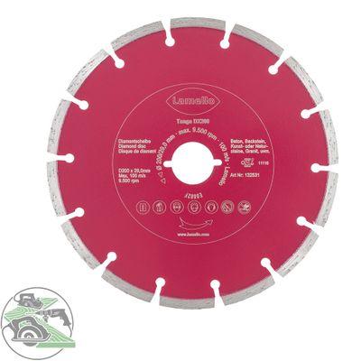 Lamello Diamant-Trennscheibe für Tanga DX200 Durchmesser 200 mm Fräswerkzeug