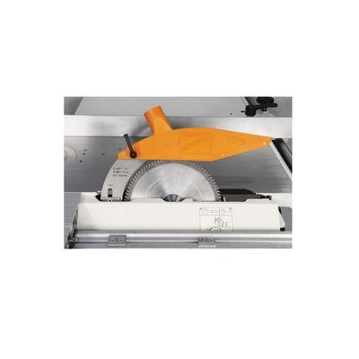 Holzkraft Formatkreissäge sc 3c 26 mit schwenkbarem Sägeblatt 5504326 – Bild 3