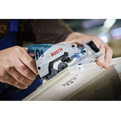 Bosch Akku Handkreissäge GKS 12V-26 Professional 2x 3,0 Ah Akkus + Ladegerät – Bild 3