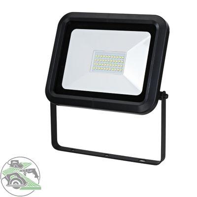 LED Strahler Leuchte slim 10W L200-W10 230V IP54 für Innen- und Außenbereich