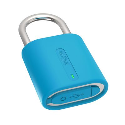 Dog & Bone Lock Smart Mini Bluetooth schlüsselloses Vorhängeschloss Sicherheit – Bild 2