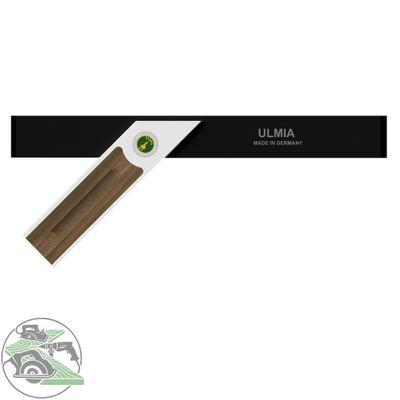 Ulmia Alu Line Präzisions Gehrmaß 503 Schreinerwinkel justierbare Schiene 350 mm