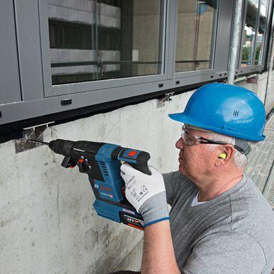 Bosch Akku-Bohrhammer GBH 18V-26 Professional Solo in L-BOXX 0611909001 – Bild 3