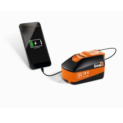 Fein Akku Starter Set 18V 6.0Ah N00 USB Edition 92604314020 – Bild 2