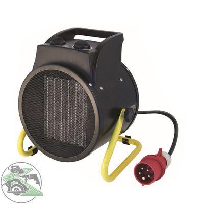 Velamp Warmlufterzeuger PTC 5kW 380-400V 50 Hz Heizlüfter Elektroheizer STH5000W
