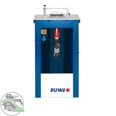 Ruwi Unterflurfräse S Fräse Tischgrösse 520 x 430 mm 2 Transportrollen Nr. 10000