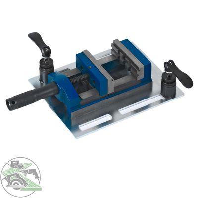 Ruwi Maschinenschraubstock inkl. 2 Schnellspanner 27050 – Bild 1