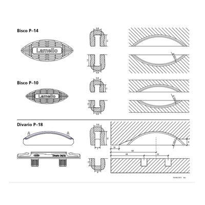 Lamello P-System Verbindersortiment Professional 50 Jahre Edition 145312 – Bild 4