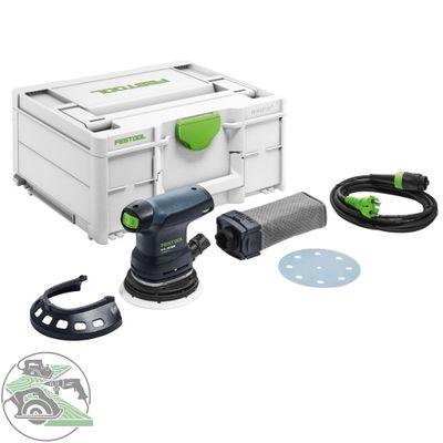 Festool Exzenterschleifer ETS 125 REQ-Plus 576069 Systainer SYS3 M 187 (574636) – Bild 1