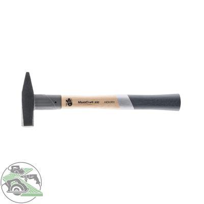 Halder MAXXCRAFT Schlosserhammer 300 g Hickorystiel Spezialstahl 3666.003