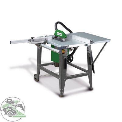 Holzstar Tischkreissäge TKS 316 E mobile Heimwerkermaschine 5902317 – Bild 1