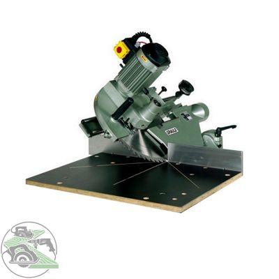 Graule Ablängsäge und Gehrungskreissäge Typ ZS 170 N neigbar 3 kW 400 Volt – Bild 1