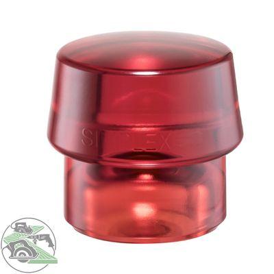 Halder Schlageinsatz für SIMPLEX Schonhammer Ø 40 mm Plastik rot 3206.040