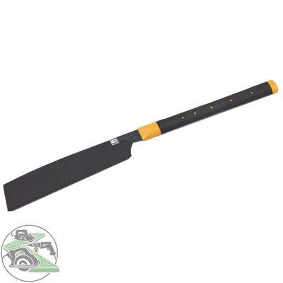 Tajima Zugsäge JPR265FBR mit Gummigriff und schwarzem Sägeblatt 265 mm