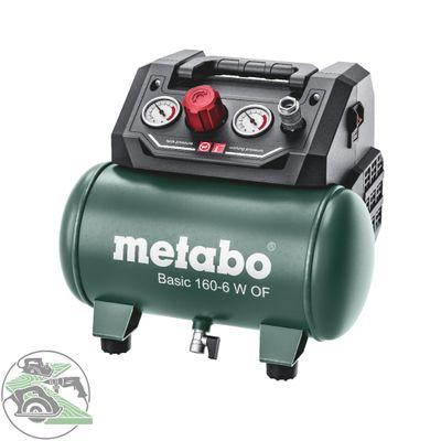 Metabo Kompressor Basic 160-6 W OF 900 W 601501000