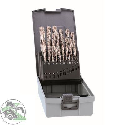 Alpen Bohrer Kassette Pro KP 25 Spiralbohrer 25tlg 1,0-13,0 x 0,5 mm 110325100