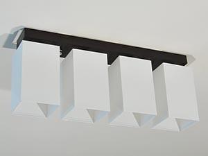 Designer Decken Leuchte Lampe Retro Deckenleuchten Büro Flur E27 LED Bern 4 – Bild 1