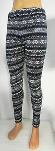 Damen Leggings Norweger Style Leggins Hose Norwegen Jeggings Rentier NEU T04 – Bild 1
