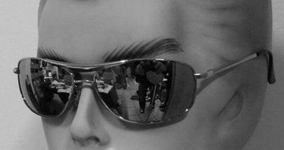 Designer Sonnenbrillen VERSPIEGELT HOLLYWOOD Luxus Brille UV400 Sonnenbrille B48 – Bild 7