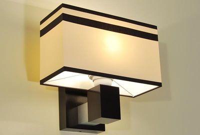 Designer Wand Leuchte Strahler Lampe Retro Design Bar Salon E27 LED Paris 20 – Bild 3