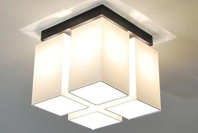 Designer Decken Leuchte Lampe Retro Deckenleuchte Salon E27 Power LED Bern 3 – Bild 1